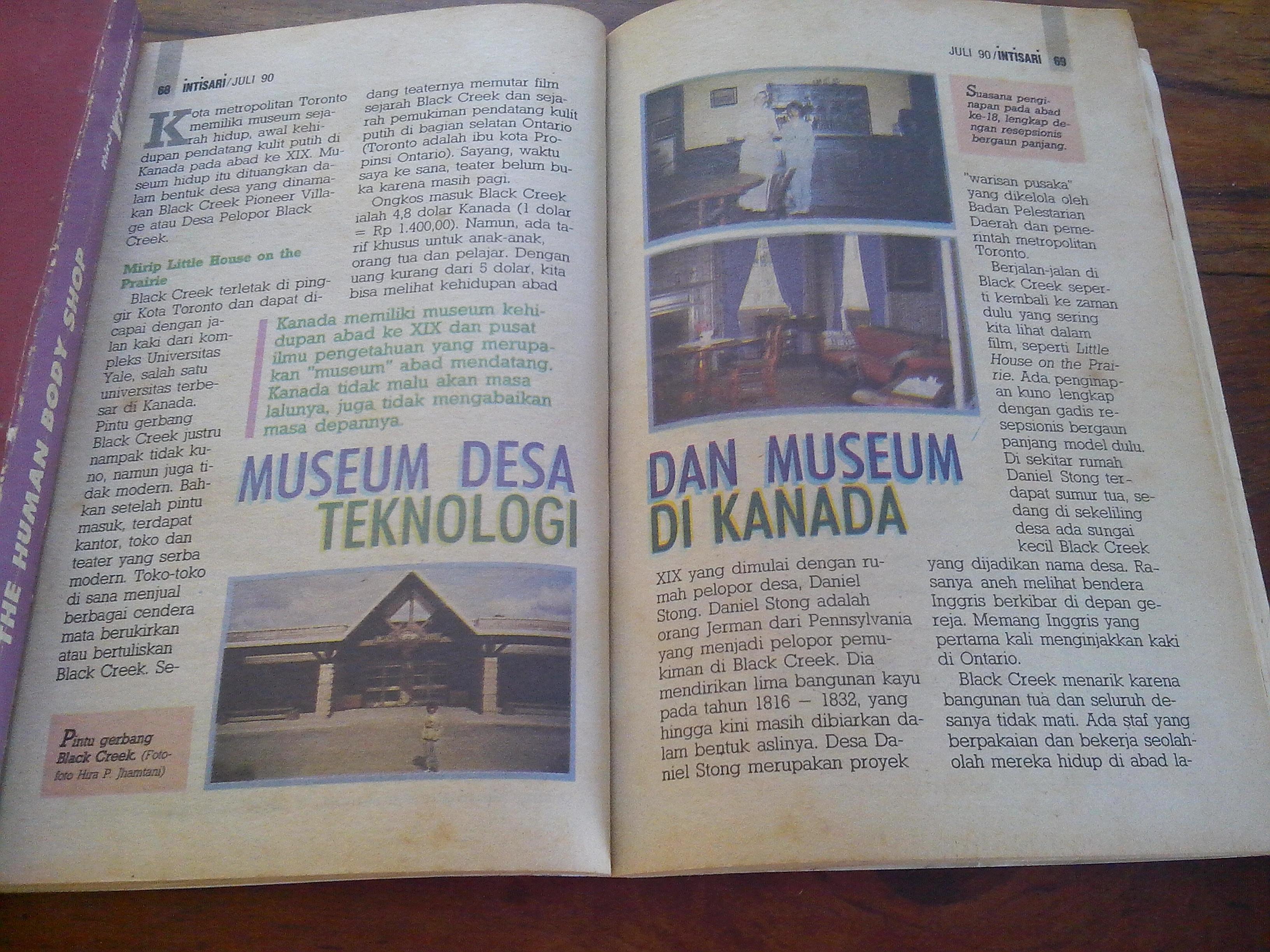 museum kanada