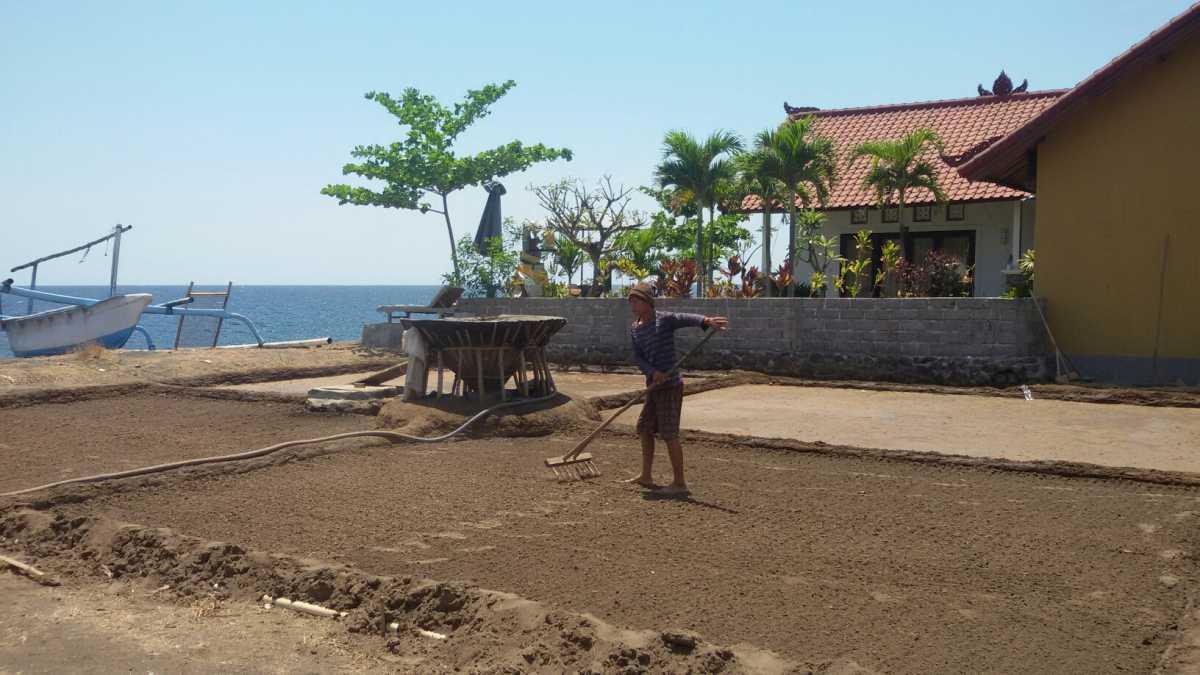Bali: Melukis Garam, Berdendang Tolak Reklamasi, Mencari Kemanusiaan