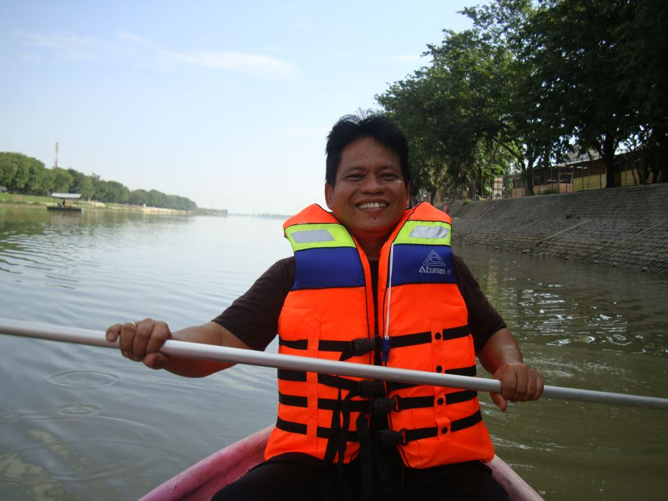 Dr. Budi Laksono alias dokter Jamban. Sumber Facebook Budi Laksono